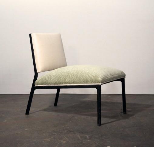 Re-création à partir d'un fauteuil chiné. par Marie Cocquerelle - On Est Bien Assis Là